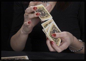 Cartomancie gratuite 32 cartes croisée